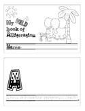 Wild Alliteration Alphabet Book