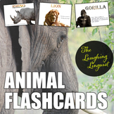 Wild Animal Flashcards & Posters