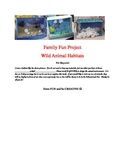 Wild Animal Habitats Project note