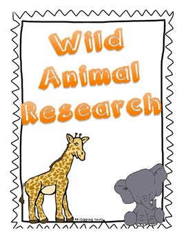 Wild Animal Research