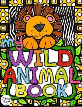 Animal Research and Report Book