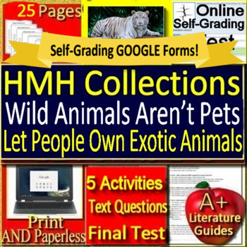 Wild Animals Aren't Pets AND Let People Own Exotic Animals - HMH Collections