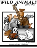 Wild Animals I Mammals Fun Research Activity