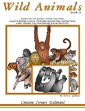 Wild Animals II Mammals