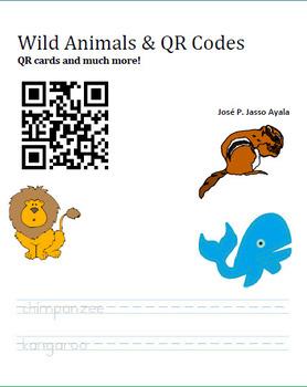 Wild Animals & QR Codes