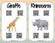 Wild Animals QR Research Report