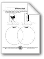 Wild Animals (Venn diagram)
