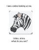 Wild Animals: What Do You See?
