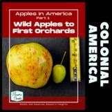 Wild Apples! Nonfiction Text Activities Middle School No Prep
