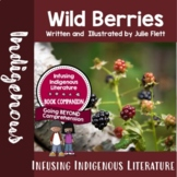 Wild Berries by Julie Flett - Supporting Metis Literature