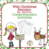 Wild Christmas Reindeer Book Companion:  Comprehension Activities