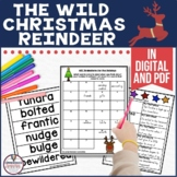 The Wild Christmas Reindeer Book Companion in Digital and PDF formats