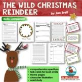 Wild Christmas Reindeer | Jan Brett | Distance Learning |