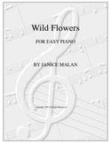 Wild Flowers - Piano solo