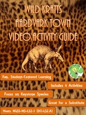 Wild Kratts Aardvark Town- Keystone Species Video Activities