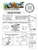 Wild Kratts Aqua Frogs