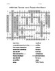 """Wild Kratts """"Termites Versus Tongues"""" Episode 44 Word Search and Vocabulary Quiz"""