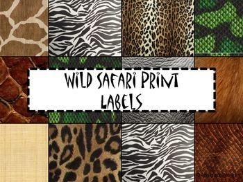 Wild Labels