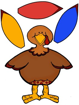 Wild Literacy and Math Turkey Games