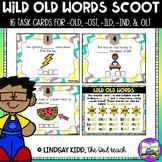 Wild Old Words:  Spelling SCOOT