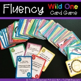 Fluency (Stuttering) Card Game for Speech Therapy: Wild One