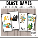 Woodland Theme Games