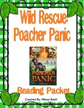Wild Rescue: Poacher Panic Reading Packet