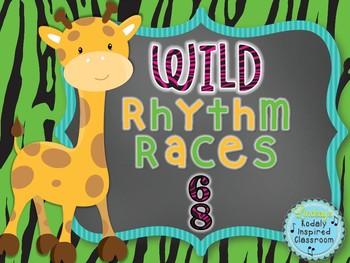 Wild Rhythm Races: 6/8