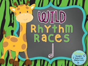 Wild Rhythm Races: Half Note