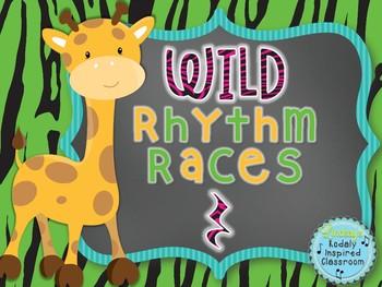 Wild Rhythm Races: ta rest