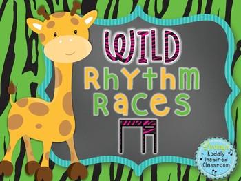 Wild Rhythm Races: ti-tiri