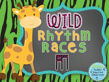 Wild Rhythm Races: tiri-ti