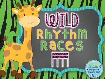 Wild Rhythm Races: tiri-tiri
