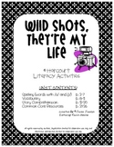 Wild Shots, They're My Life (Harcourt Supplemental Materials)