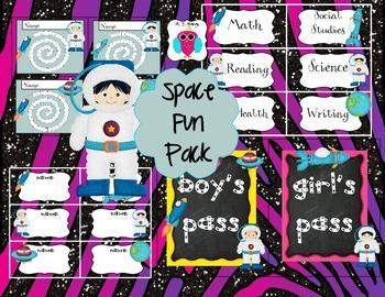 Wild Space Fun Pack