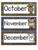 Where The Wild Things Are: Calendar Set
