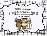 Wild Things I Think I Love You!!