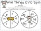 Wild Things Literacy Pack B (Kinder/1st Grade) CCSS