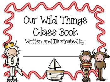 Wild Things {No Prep Writing}