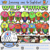 Wild Things w/ Visual Texture Step-by-Step Powerpoint Draw