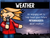 Weather Unit:  Activities, Experiments, Crafts, and More!