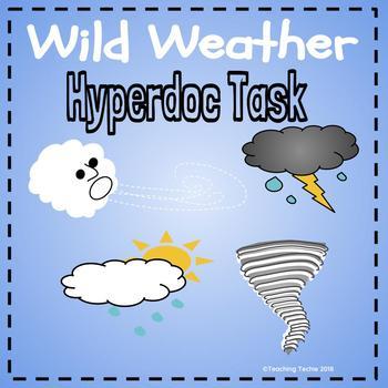 Wild Weather Hyperdoc