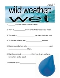 Wild Weather - Wet