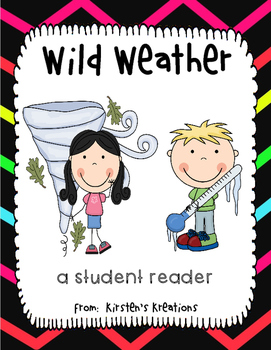 Wild Weather - a student reader