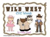 Wild West CVC Words