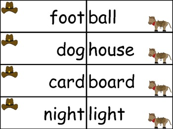 Wild West Compound Words