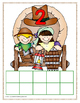 Wild West Counting Cards 1 to 10