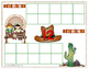 Wild West Counting Mats 11 to 20