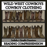 Wild West Cowboys: Clothing - Reading Comprehension