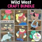 Wild West Crafts Bundle